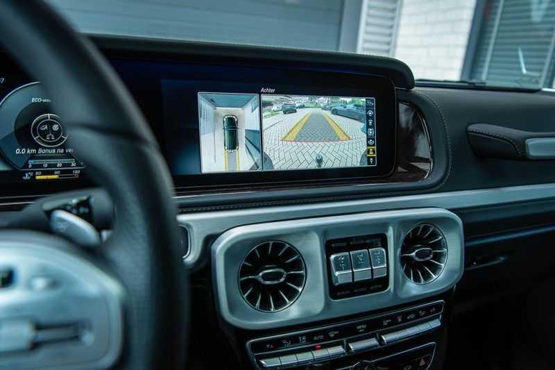 Mercedes-Benz G-Klasse G500, 421 PK, AMG-Line, G/Manufaktur Exklusiv, Distronic Plus, DAB, Widescreen, Standkachel, AMG/Multi!! afbeelding 13