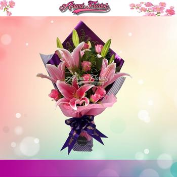 Bunga Handbouquet 27