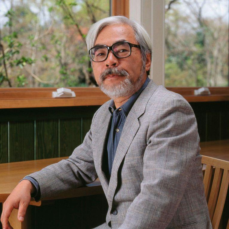 Хаяо Миядзаки в2008году / shutterstock.com