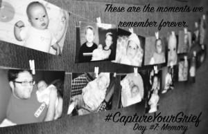 #CaptureYourGriefDay7
