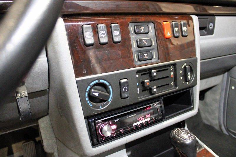 Mercedes-Benz G-Klasse 500 fabrieks 55-uitgev. Youngtimer aut. 7-zits afbeelding 8