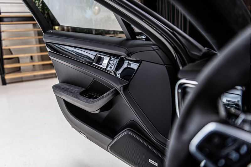 Porsche Panamera GTS Sport Turismo 4.0 | BOSE | Panorama | Alcantara | Comforttoegang | PDLS | PASM afbeelding 7