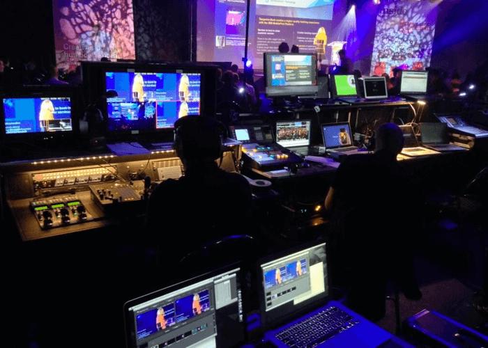 Live streaming EU events