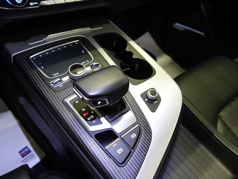 Audi Q7 3.0 TDI e-tron 374pk Quattro Sport S-Line Aut- Panodak, Bose, Leer, Camera, Virtual Cockpit afbeelding 23