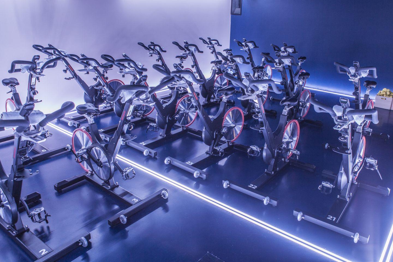 Studio de cycling