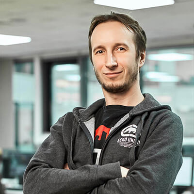 Dmitry Yanchenko