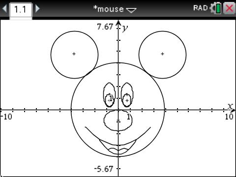 TI-Nspire Mickey Mouse 03