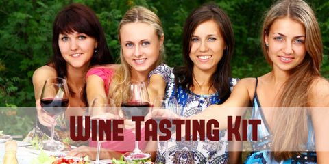 A good wine tasting kit will be your companion at your party, helping you create a memorable time for your guests.
