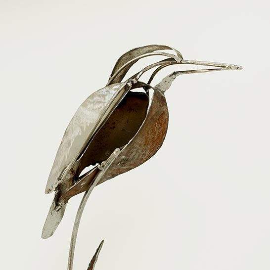Kingfisher, mild steel