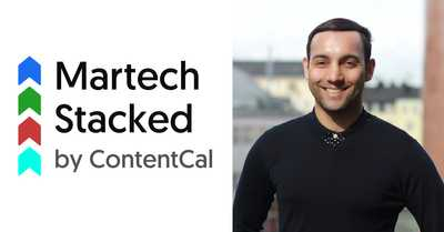Martech Stacked Episode 20: The Martech Tool That Picks up all the Data you need and Brings it to your Favorite Platform - with Edward Ford image