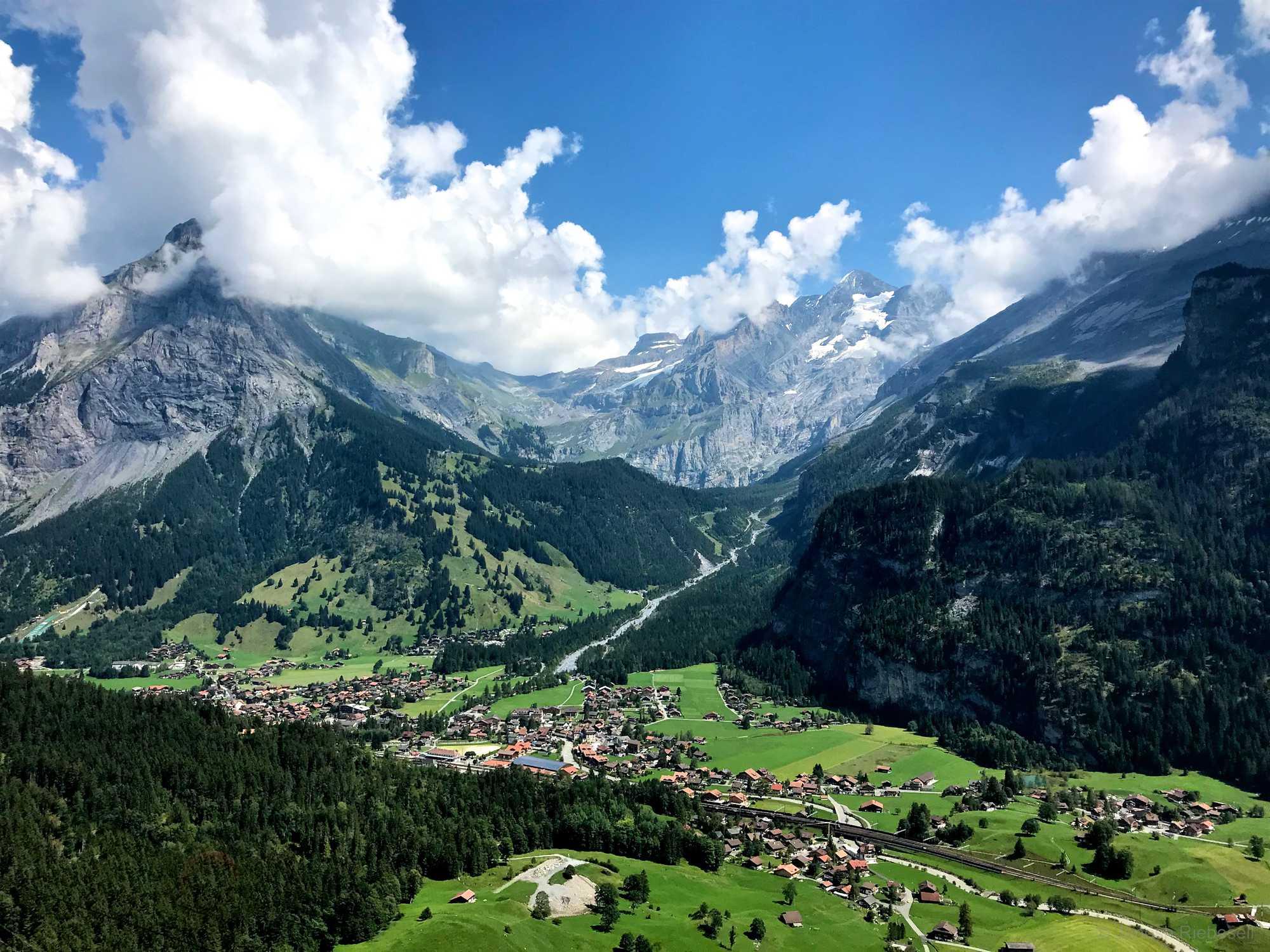 Bern Mountain Valley
