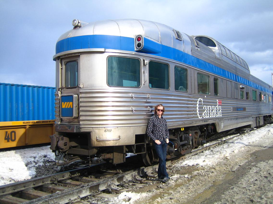 image from Taking the VIA Rail train across Canada