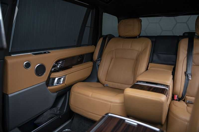 Land Rover Range Rover 5.0 V8 SC LWB Autobiography Rear Seat Entertainment + Head Up + 360 Camera + ACC afbeelding 21