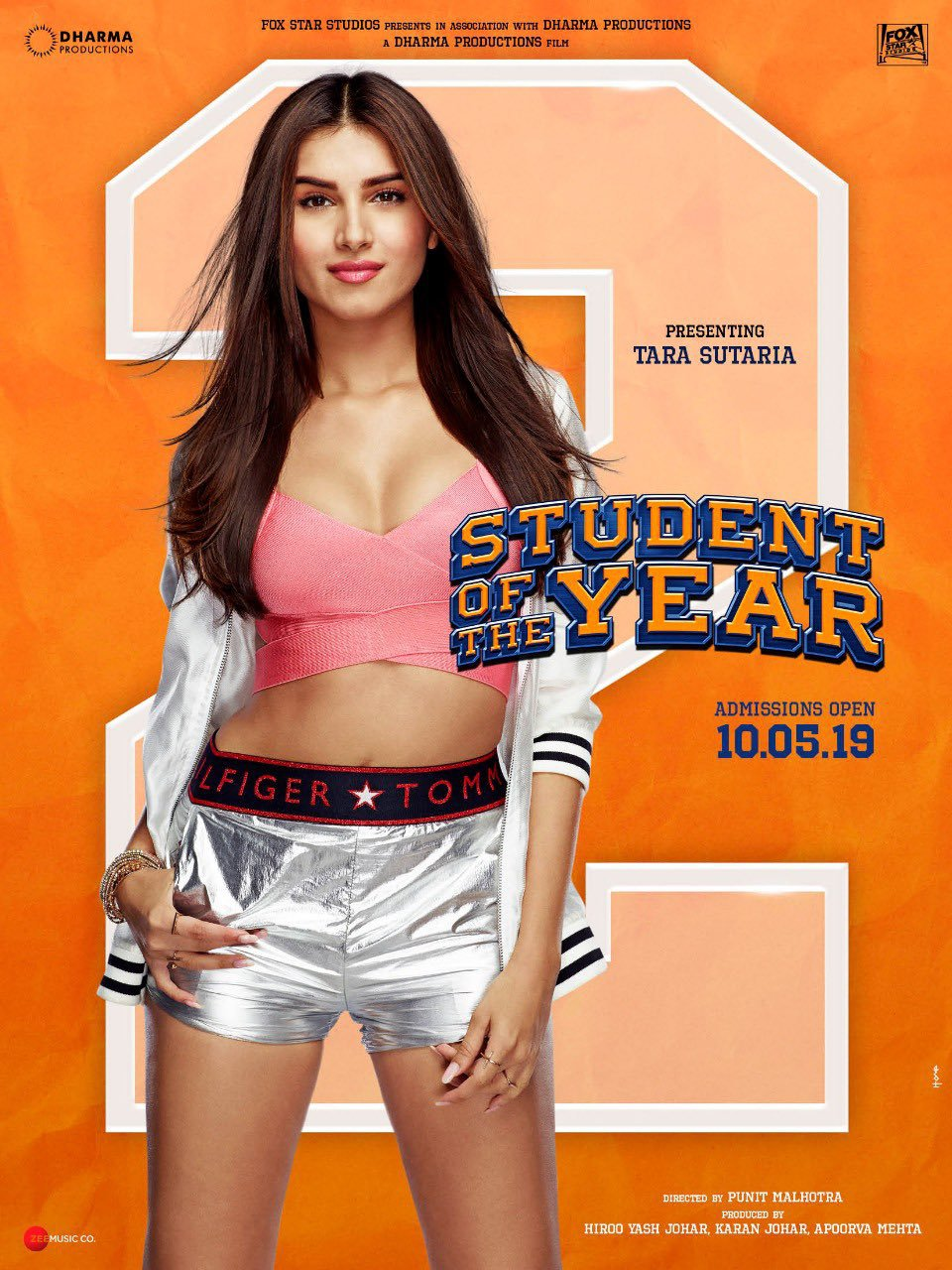 Student Of The Year 2 Tara Sutaria