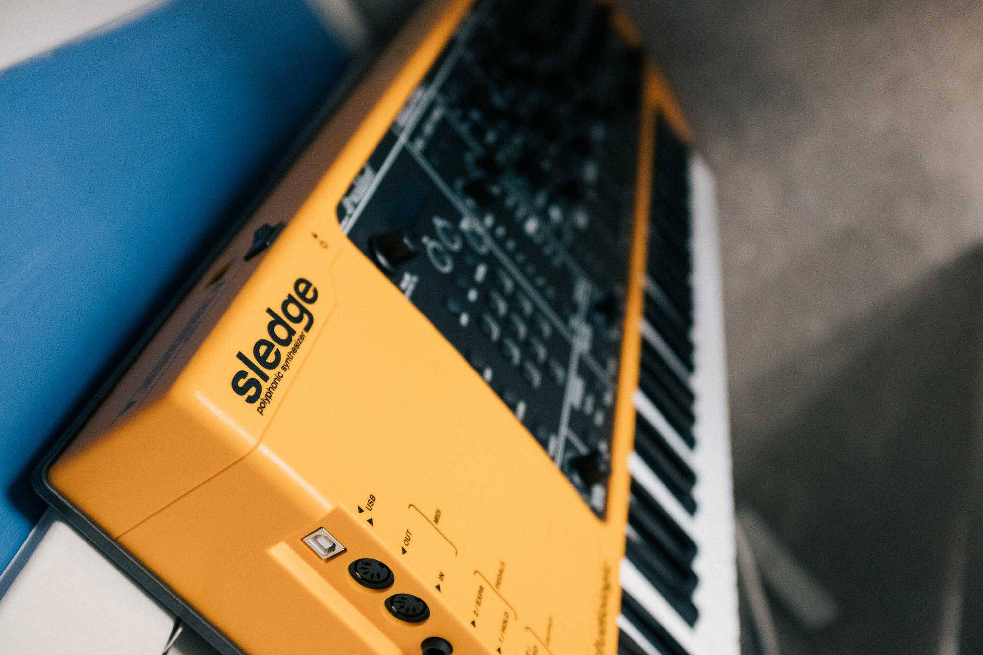 An image of the Studiologic Sledge.