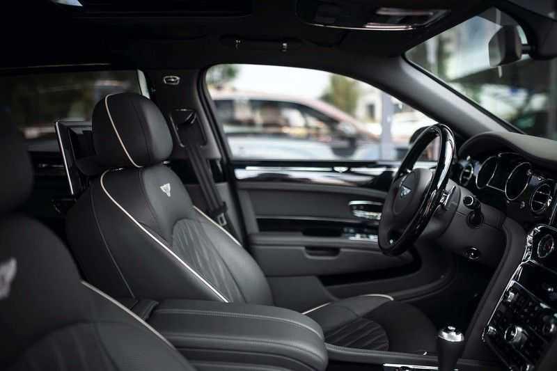 Bentley Mulsanne 6.7 Speed *Theatre / Picnic / Two-Tone* afbeelding 3