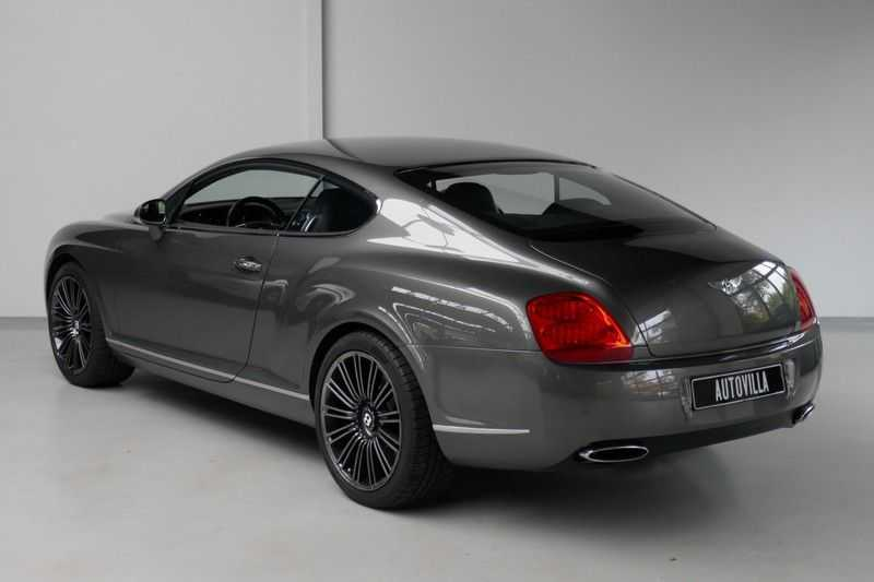 Bentley Continental GT 6.0 W12 GT Speed afbeelding 3