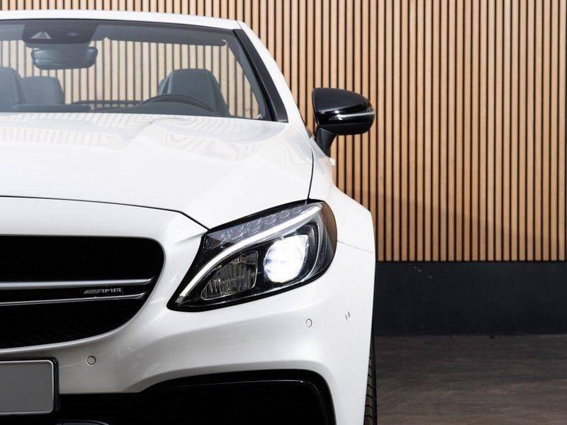 Mercedes-Benz C-Klasse C63 S AMG Cabrio AMG RIDE CONTROL, NIGHTPACK, afbeelding 13
