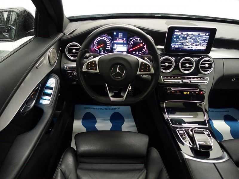 Mercedes-Benz C-Klasse 43 AMG 4M Black Series 368pk Autom- Schuifdak, Burmester, Leer, MBUX, Camera, Full! afbeelding 18