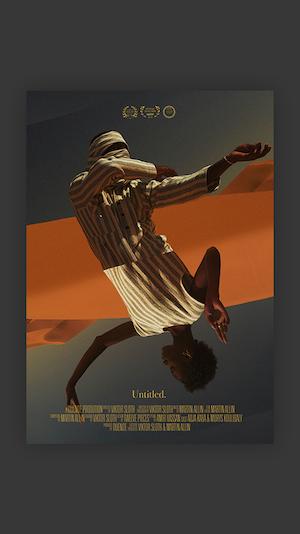 Filmplakat til Duende