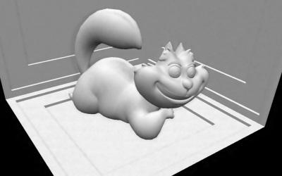 WebGL scene for SSAO