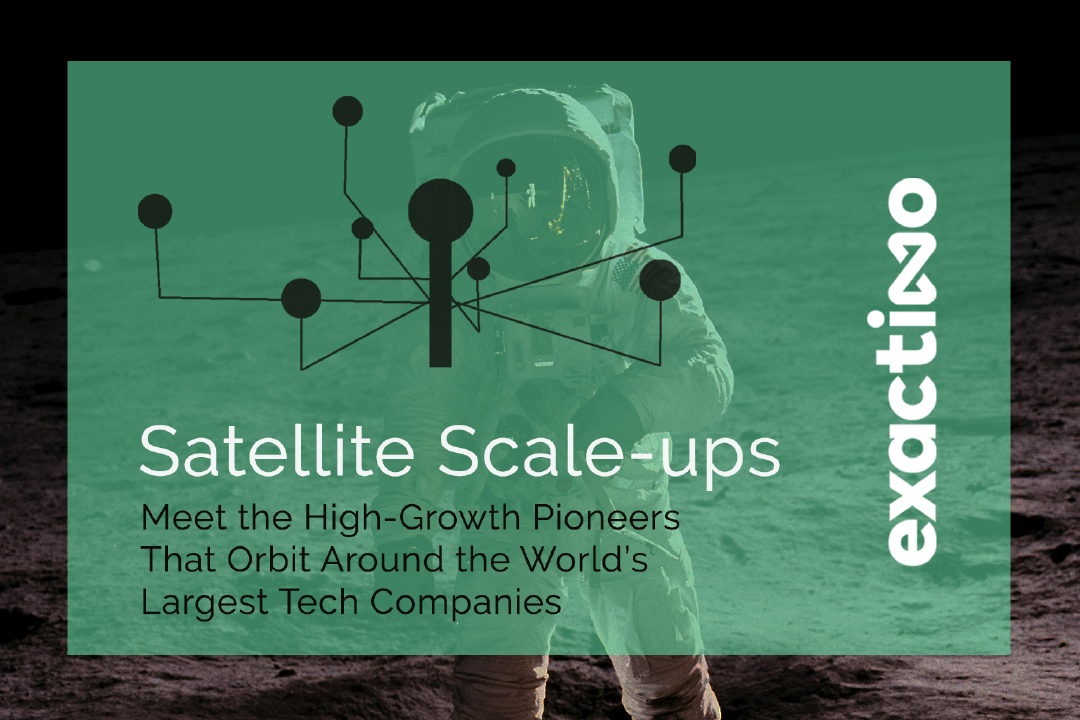 Satellite Scale-ups: Meet the High-Growth Pioneers That Orbit Around the World's Largest Tech Companies