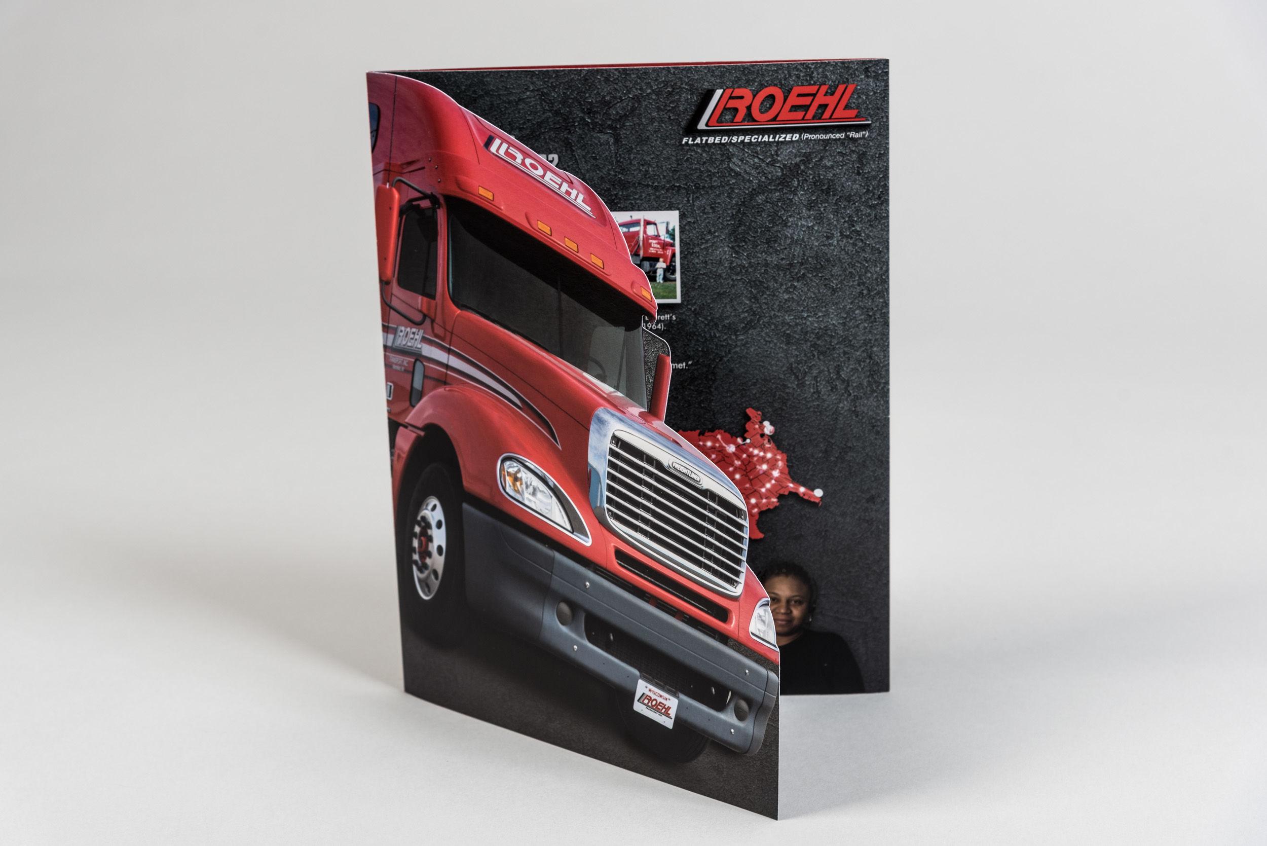 Roehl Brochure Standing
