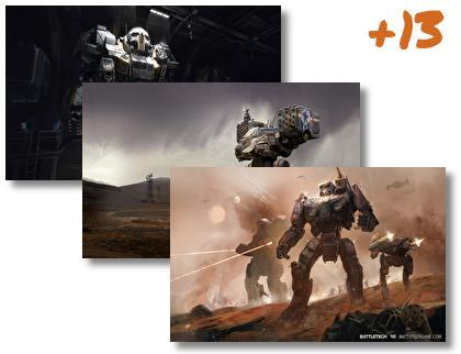 Battletech1 theme pack