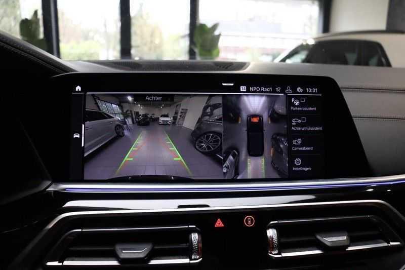 BMW X5 xDrive30d High Ex M-Sport NL|1Eig|22''|Shadow|HuD afbeelding 25