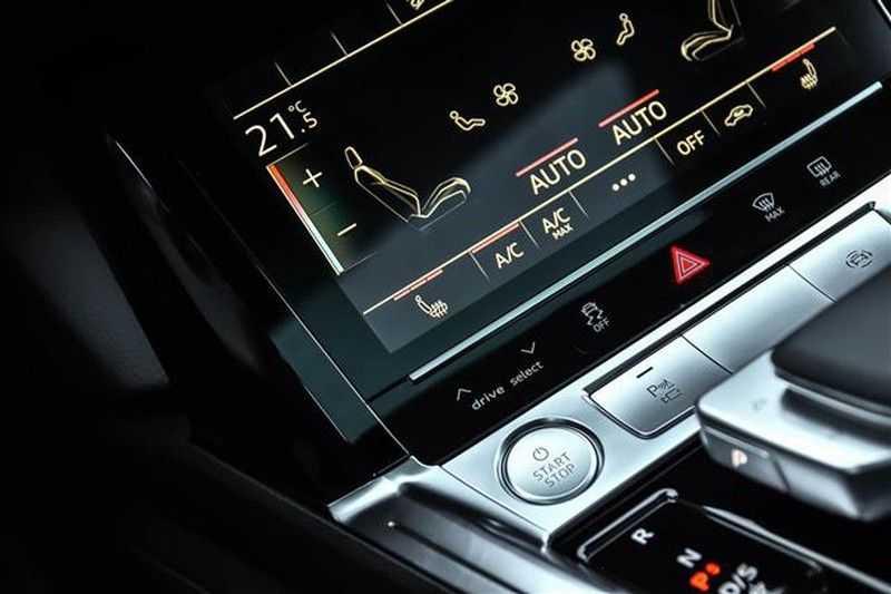 Audi e-tron SPORTBACK 55 QUATTRO S-EDITION HEAD-UP+22INCH afbeelding 21