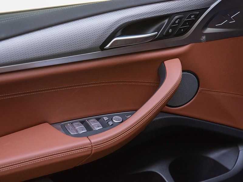 BMW X3 M40i xDrive - Individual Leder - Panorama - ACC - Harman Kardon - Memoryzetels afbeelding 14