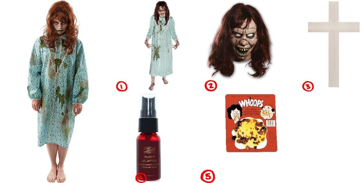 Regan Macneil Cosplay & Costume Guide