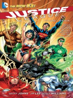 Justice League, Volume 1