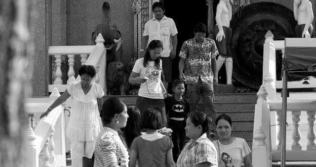 Fumes - Songkran 2555, Water Morning - photo by ROKMA