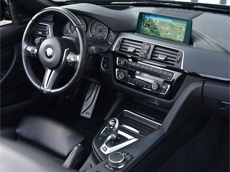 BMW M4 Cabrio Competition DCT 450pk HUD H/K DAB Adaptive-LED Memory 20inch afbeelding 19