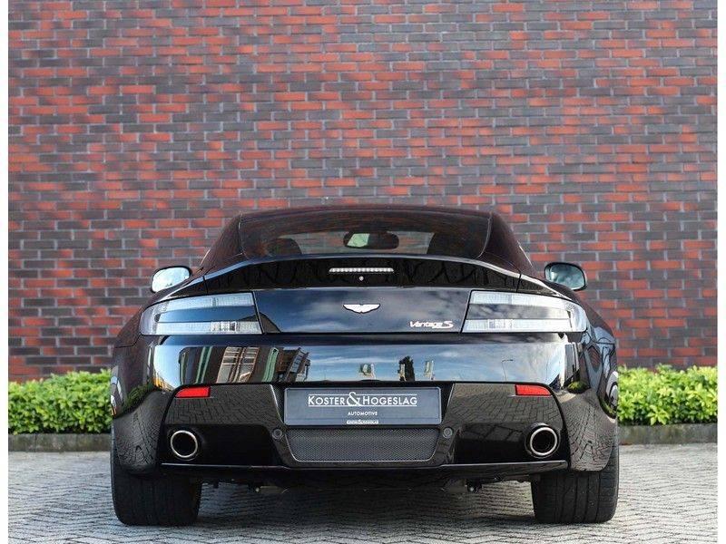 Aston Martin Vantage S 4.7 V8 *436 pk*Carbon*B&O*Memory* afbeelding 18