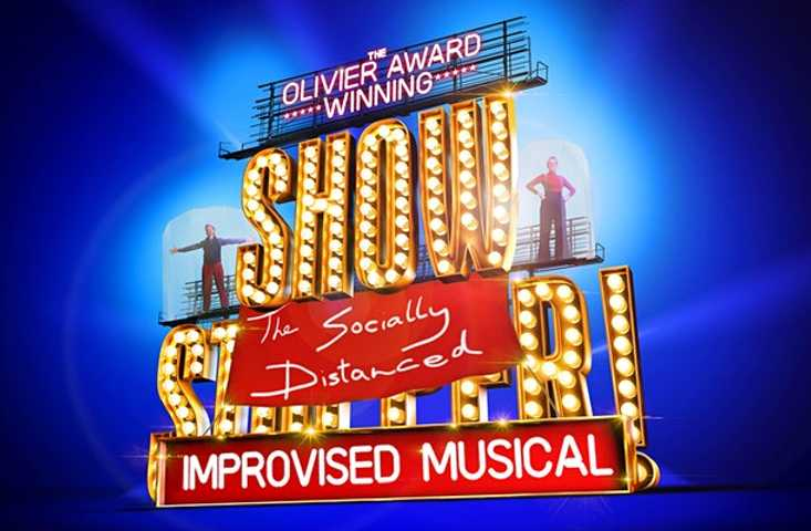Showstopper! The (Socially Distanced!) Improvised Musical