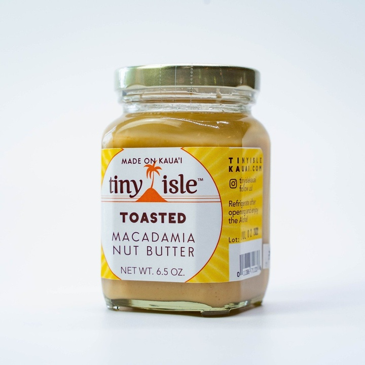 Toasted Mac Nut Butter 6.5 oz