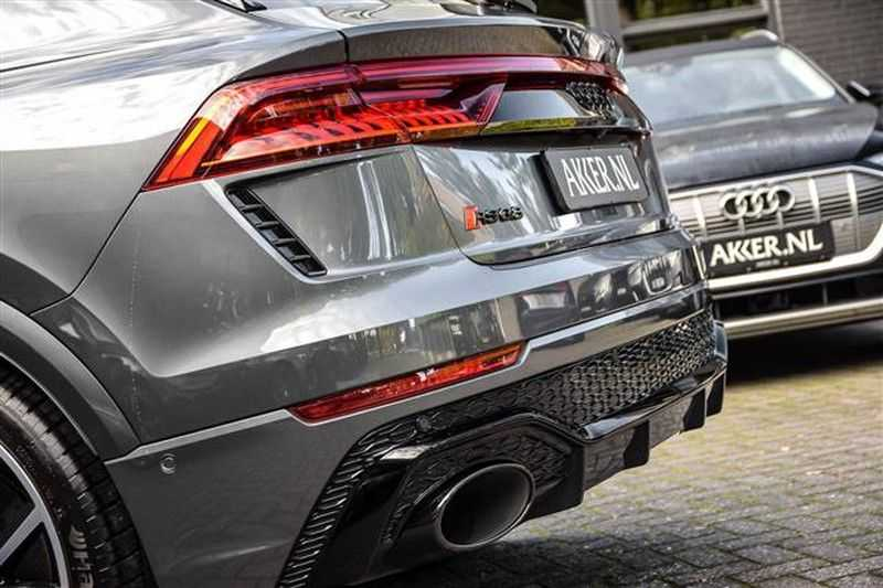 Audi RS Q8 NP.258K DYNAMIC PLUS+PANO.DAK+DESIGNPAKKET afbeelding 18