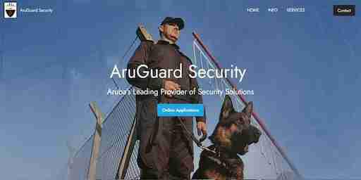Security-Guard-Template- JunTechpc-Aruba