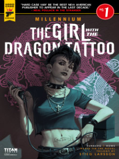 The Girl with the Dragon Tattoo, Issue 1