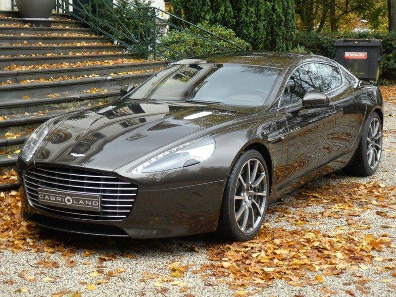 Aston Martin Rapide S 6.0 V12 afbeelding 4