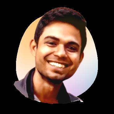 Portrait of Ranadeep Biswas