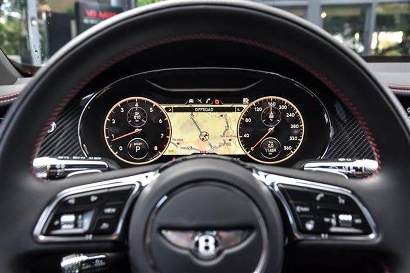 Bentley Flying Spur V8 MULLINER+CARBON+NAIM+4WSTURING+BLACKLIN afbeelding 8