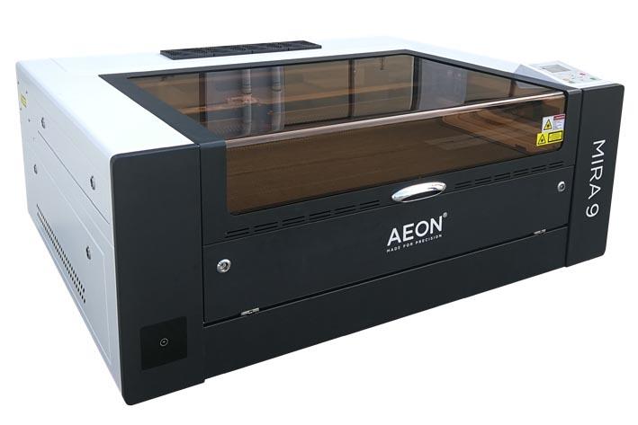 Aeon Mira 9 laser angled view