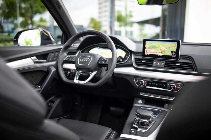 Audi Q5 50 TFSI E Quattro S Edition *B&O / Massage / Pano / HUD / DAB* afbeelding 3