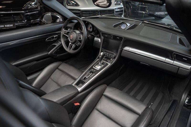 Porsche 911 3.0 Targa 4S Bose Stoelventilatie Sportuitlaat Sportchrono afbeelding 10