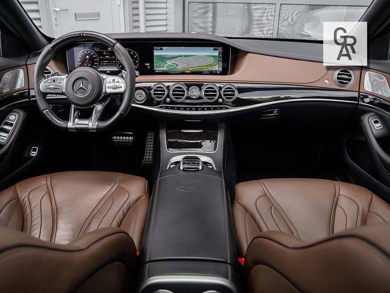Mercedes-Benz S63-klasse 4Matic Lang 63 AMG 4Matic+ Lang Premium Plus afbeelding 8