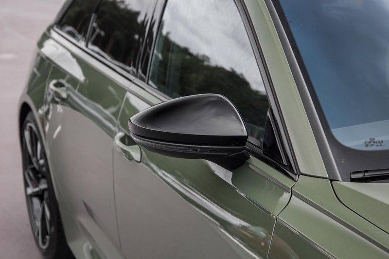 Audi RS6 Avant TFSI 600 pk quattro | 25 jaar RS Package | Dynamic Plus pakket | Keramische Remschijven | Audi Exclusive Lak | Carbon | Pano.dak | Assistentiepakket Tour & City | 360 Camera | 280 km/h afbeelding 24