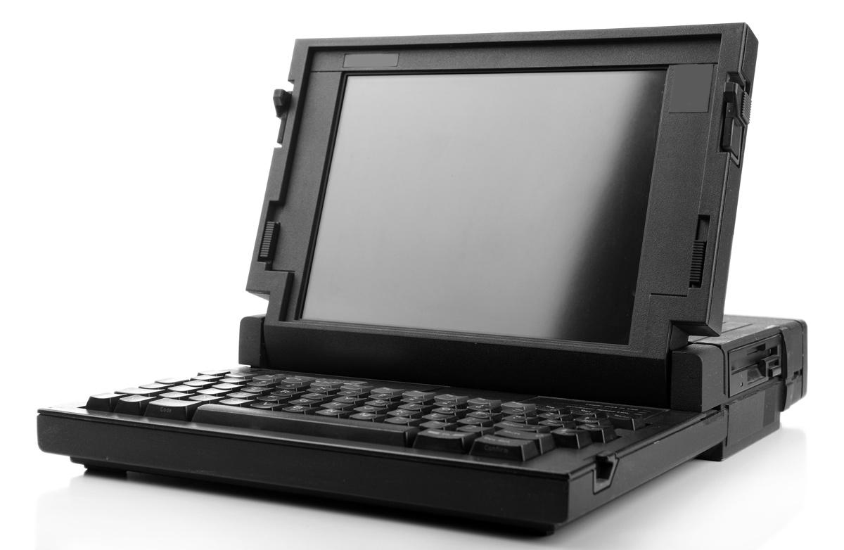 90's laptop